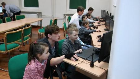 22 listopada klasa Ia odwiedziła Zespół Szkół nr 1 w Goleniowie.