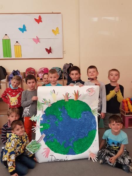 22 kwietnia grupa ,,Żeglarzy'' obchodziła ŚWIATOWY DZIEŃ ZIEMI