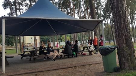 Piknik integracyjny ,,Tygrysków''
