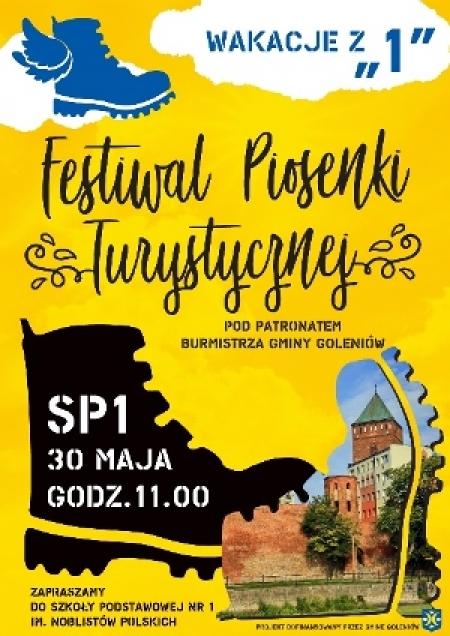 I Festiwalu Piosenki Turystycznej Goleniów 2018