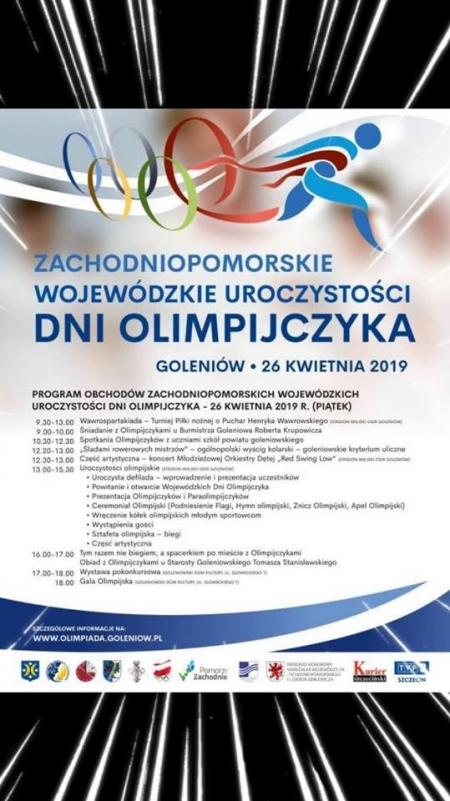 26 kwietnia - Dzień Olimpijczyka