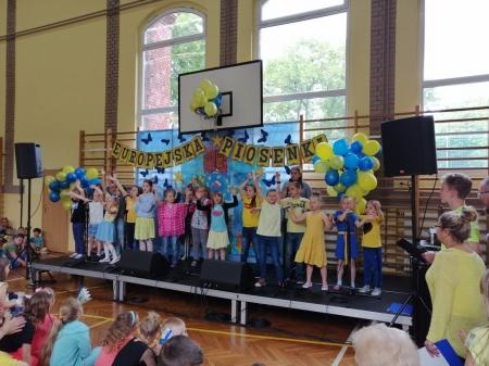 II Festiwal Piosenki Dziecięcej i Młodzieżowej - 31.05.2019