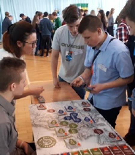 Finał III edycji Powiatowego Turnieju Chłopskiej Szkoły Biznesu